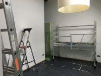 Restyling van de kamers van Dalauro