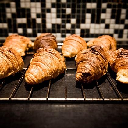 Broodjes uit de oven