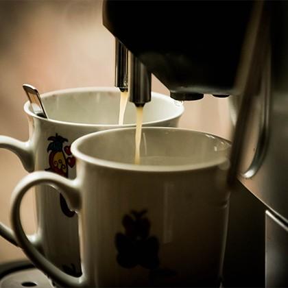 Koffie bij Dalauro