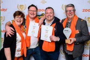 Zuid Limburgse B&B buren in top 3 van Zoover Awards 2019